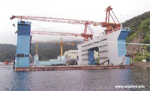 Caisson dock dwt6500 shipsale 39 s blog for Caisson maritime